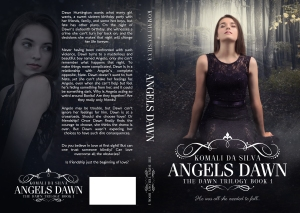 Angels Dawn Printable 330 6x9